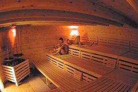 Sauna in Leipzig Markkleeberg Aromasauna